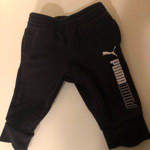 Puma Sweatpants Size 0-3 Months